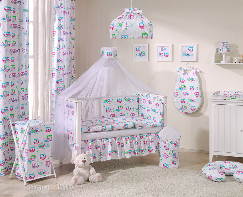 baby gardinen f r kinderzimmer 2 x gardine 248cm x 106cm ebay. Black Bedroom Furniture Sets. Home Design Ideas
