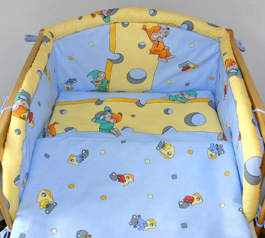 parure de lit b b 9 pieces cousin couette fl che ebay. Black Bedroom Furniture Sets. Home Design Ideas